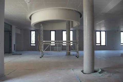 Umbau eines ehem. Krankenhauses zur ETW-Anlage